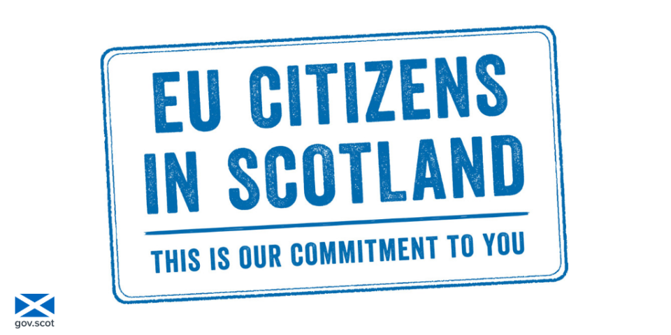 Citizens Rights Project Receives backing from Scottish Government During Coronavirus Crisis