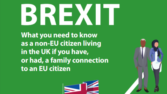 17/9/2020 | New resource for non-EEA family members