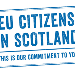 16/12/2020 | On-line event for EU citizens in Scotland with Scottish Government Minister for Migration